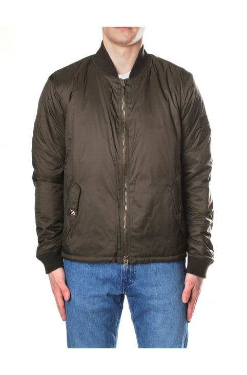 Steve McQueen Oil Field Men's Quilted Jacket