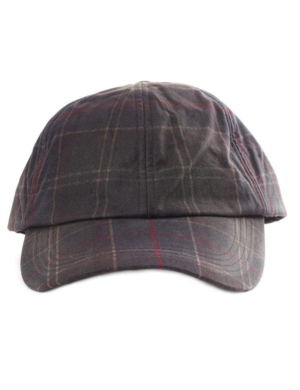 63606dd5b6eb7 Barbour Tartan Men s Wax Sports Cap