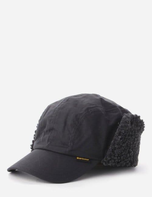 Tyne Trapper Men S Wax Hat Black