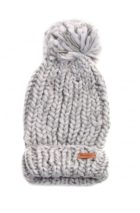 Women's Chunky Knit Hat And Scarf Set