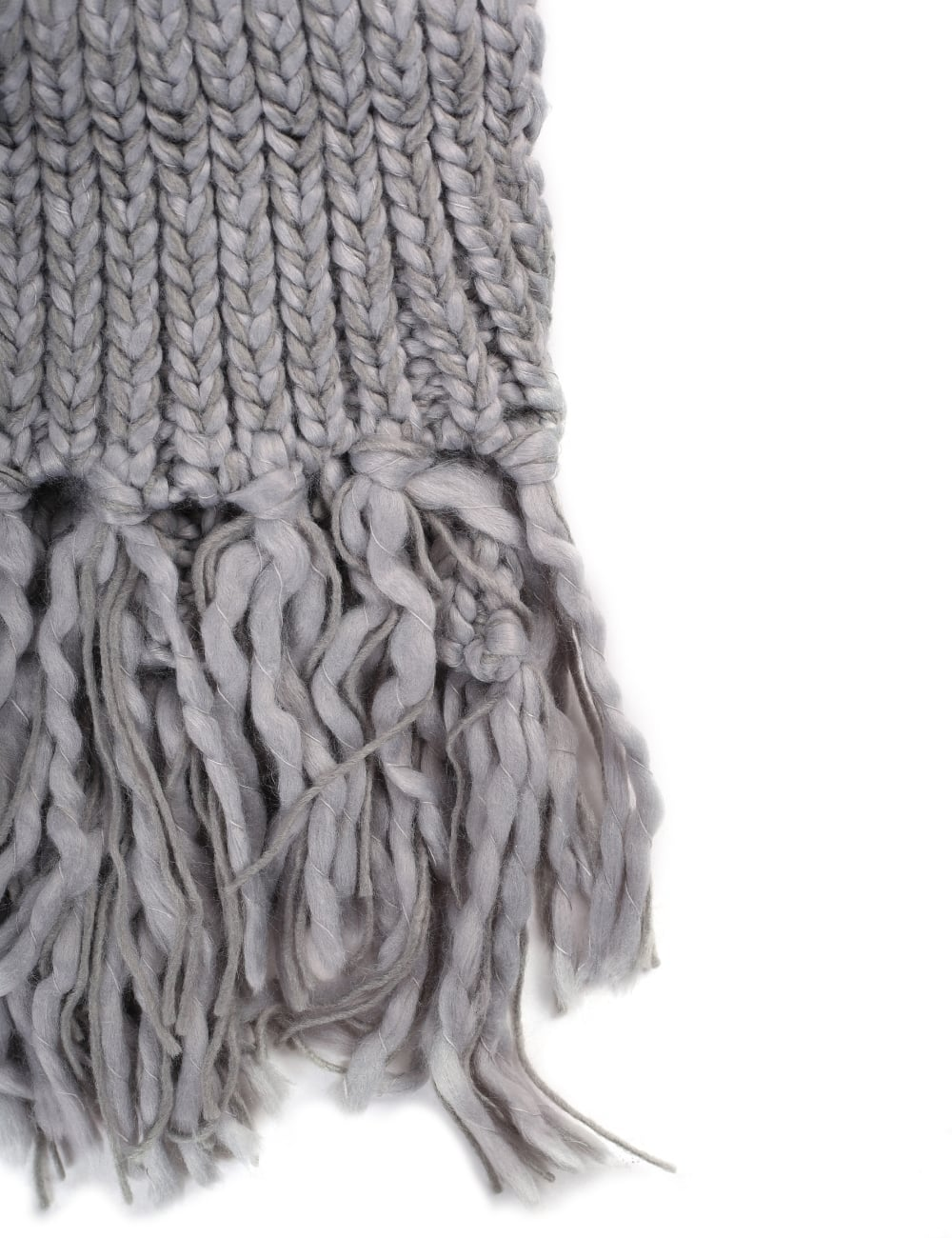 Barbour Women s Chunky Knit Hat And Scarf Set bd8a6944438