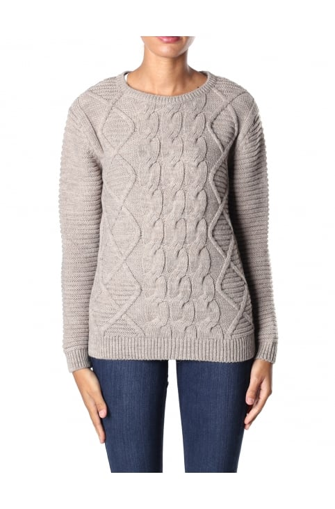 Women's Court Crew Neck Knit