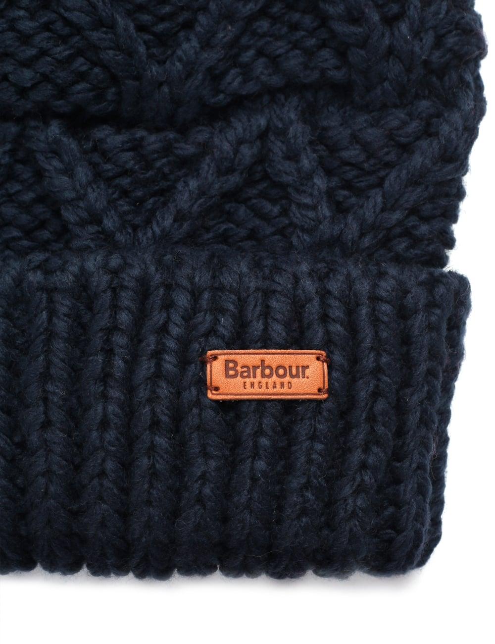 Barbour Women s Craigside Bobble Hat be1e6427f34