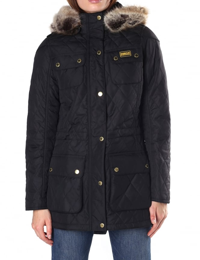 Barbour Women's Enduro Quilted Jacket