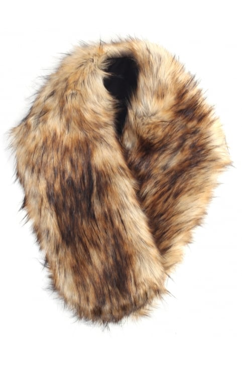 Women's Fur Wrap