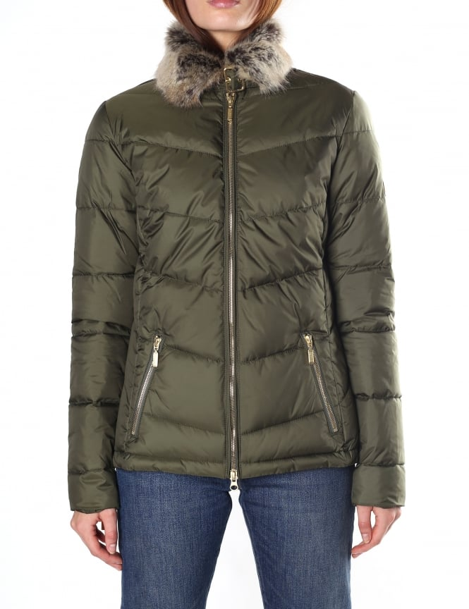 Barbour Women's Garvie Quilted Jacket