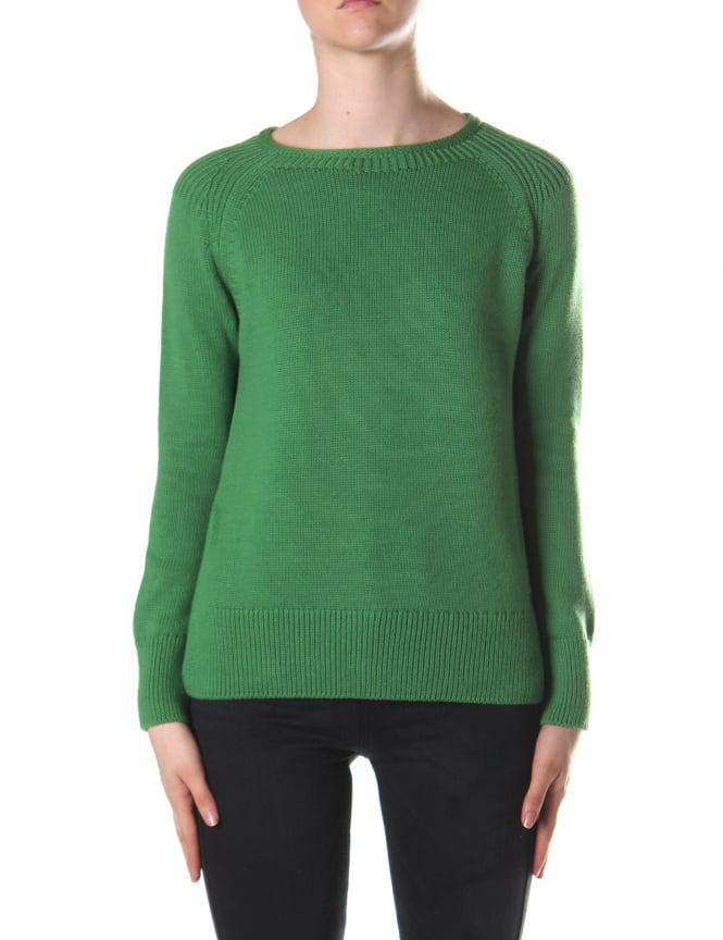Barbour Women's Lowmoore Knitted Sweater