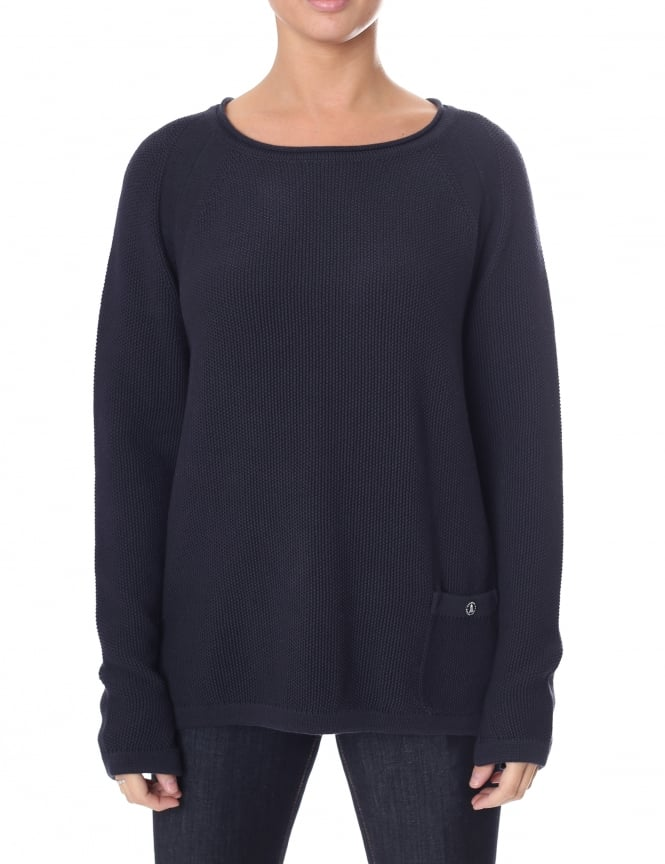 Barbour Women's Pembrey Knit Jumper
