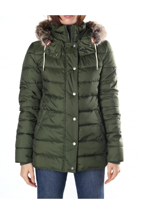 Women's Shipper Quilted Jacket