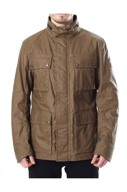 Explorer Men's Waxed Jacket