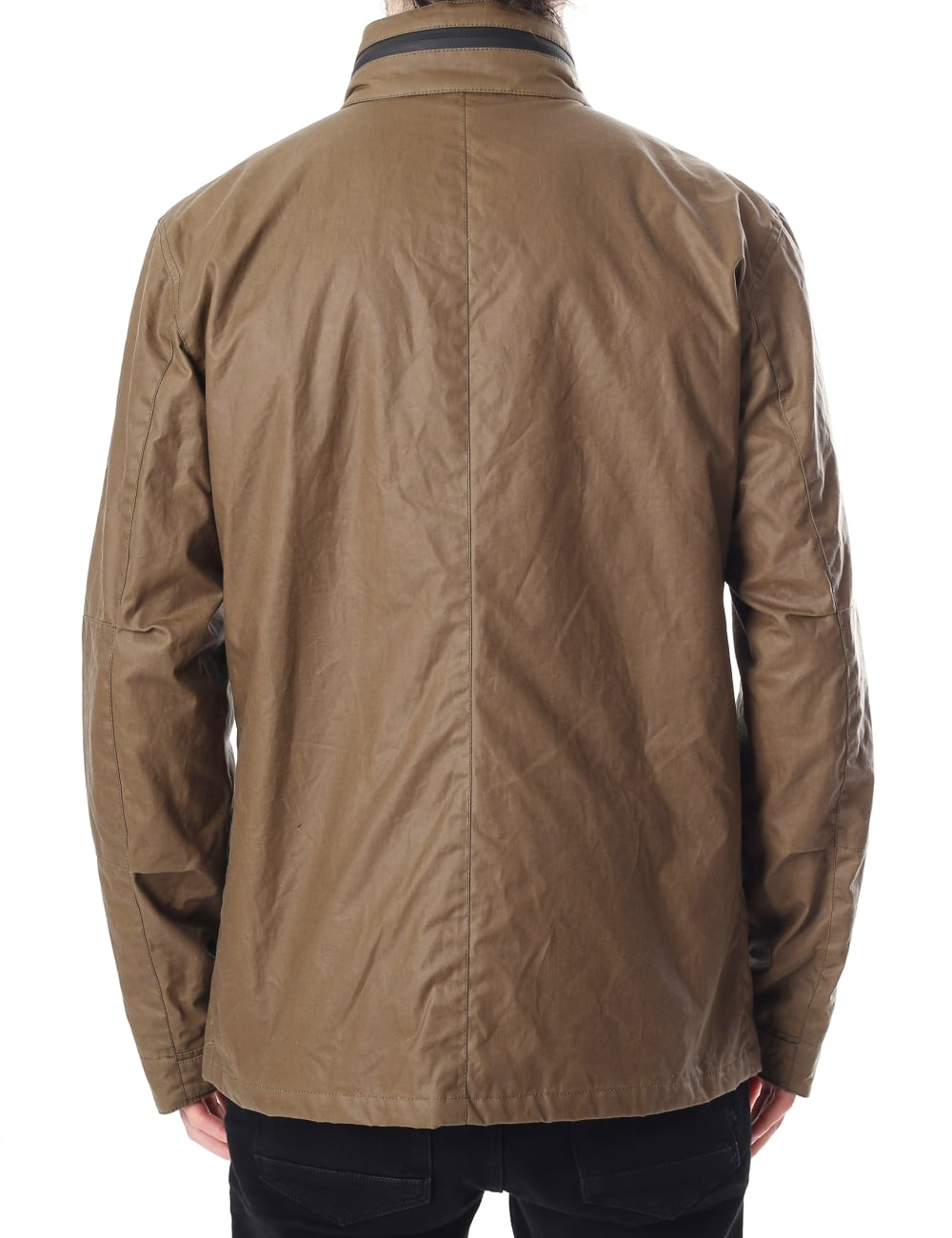 09b80d33454b Belstaff Explorer Men s Waxed Jacket