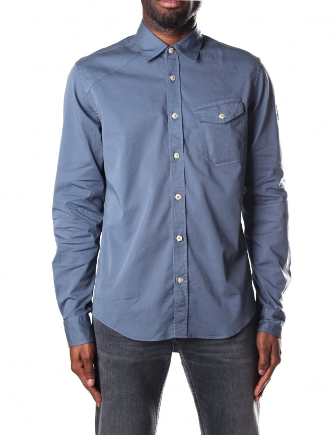 Belstaff Men's Steadway Shirt