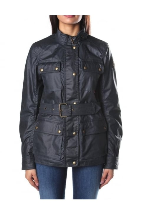 Roadmaster 2.0 Women's Waxed Jacket