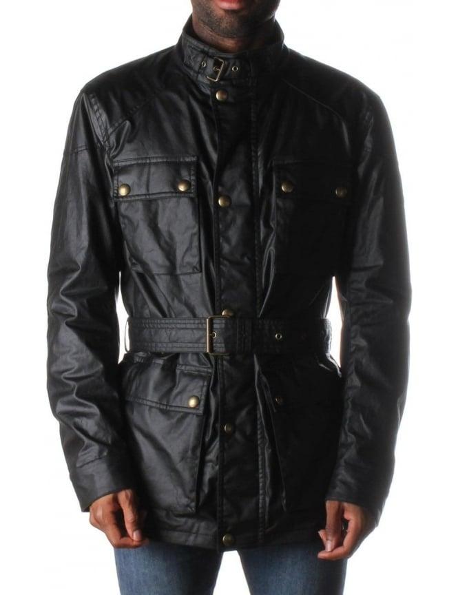 bb96c4007647 Black Men s Black Belstaff Men s Jacket Jacket Roadmaster Belstaff Belstaff  Roadmaster Men s Roadmaster H7Faq