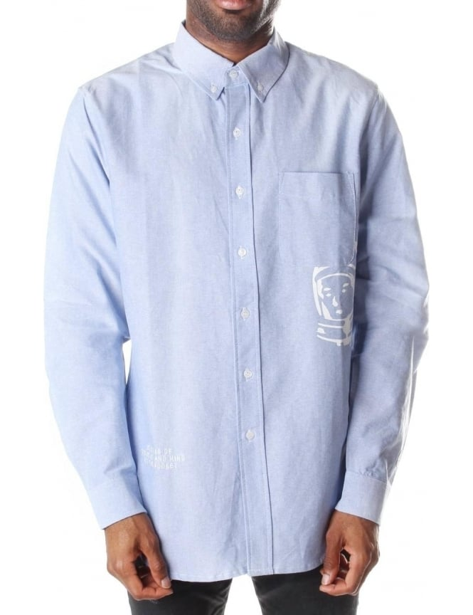 Billionaire Boys Club Mantra Men's Oxford Shirt