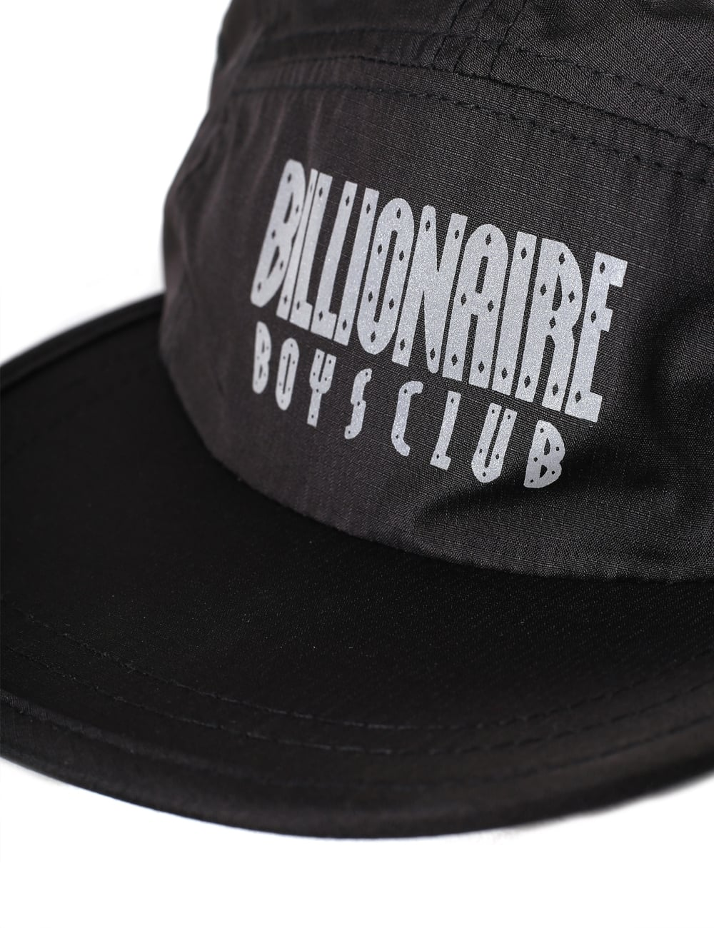 Billionaire Boys Club Men s 5 Panel Straight Logo Print Cap 5d26bf84a201