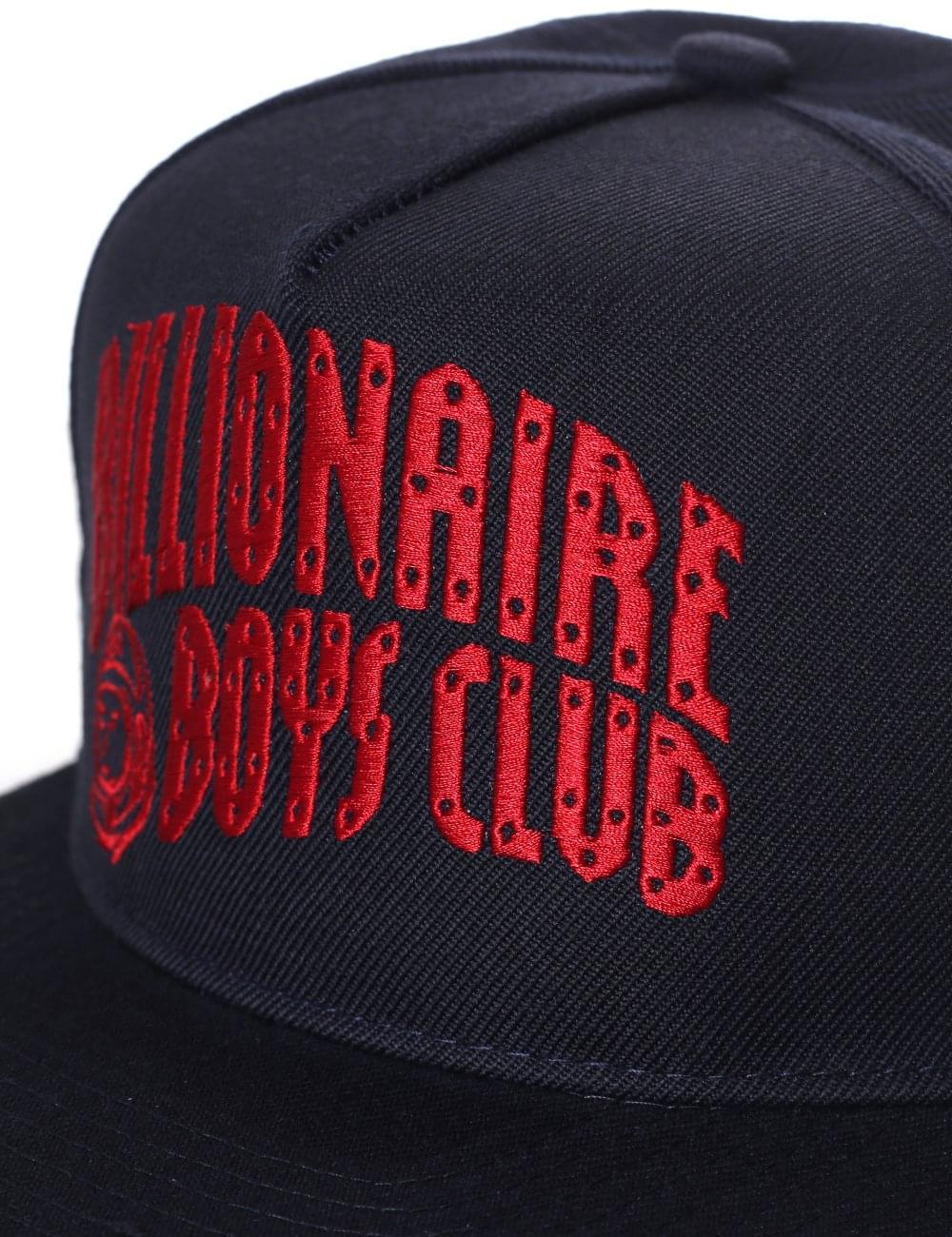 eff5543ea6c Billionaire Boys Club Men s Arch Logo Snapback Cap