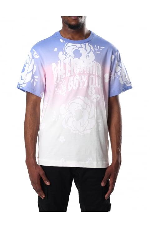 Cotton billionaire boys club t shirts for Mens dip dye shirt