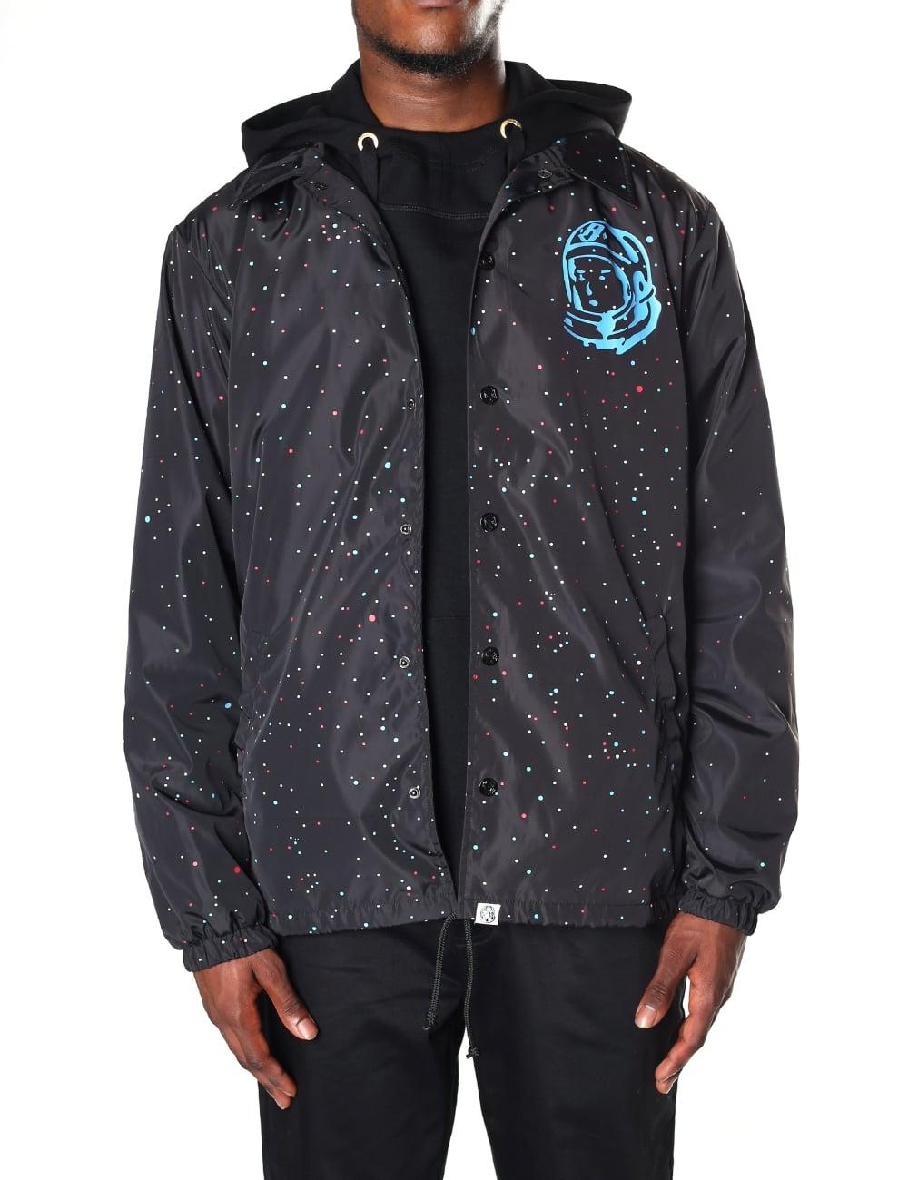 Billionaire Boys Club Mens Galaxy Coach Jacket