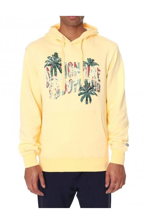 Men's Palm Embroidered Popover Hood Sweat Top