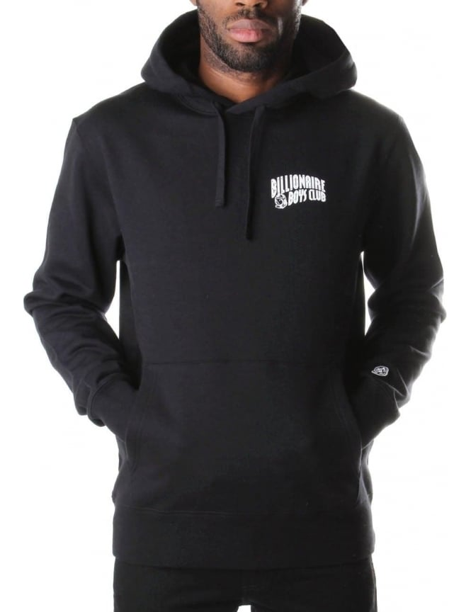 Billionaire Boys Club Men's Small Arch Logo Hoody