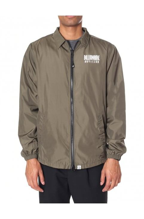 Men's Zip Coach Jacket
