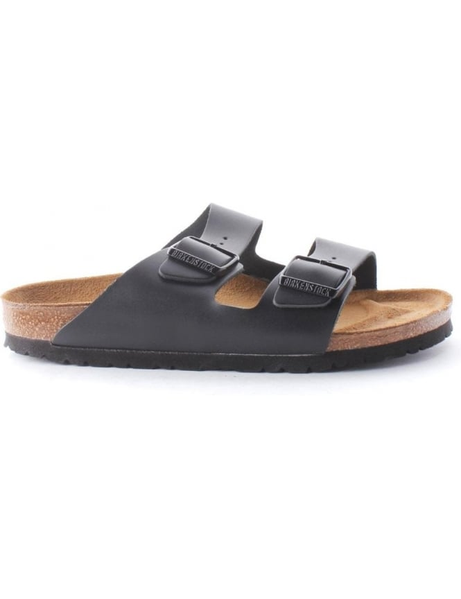 Birkenstock Arizona Women's Classic Two Strap Sandal Black