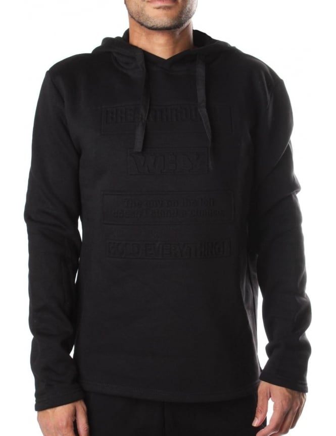 Blood Brother Men's Chance Hooded Sweat