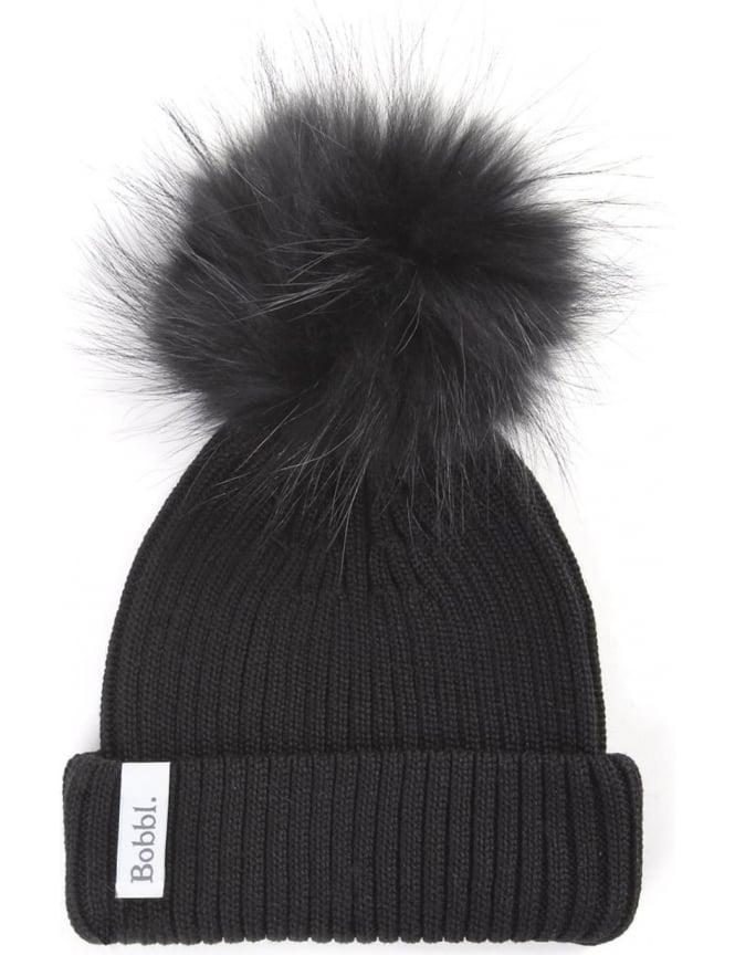 Bobbl Fur Pom Pom Women s Hat Attachment f7d14cfb46c
