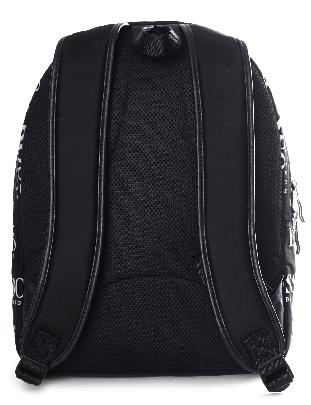 c96b2e77e279 Boss Athleisure Men s Logo Print Backpack Black