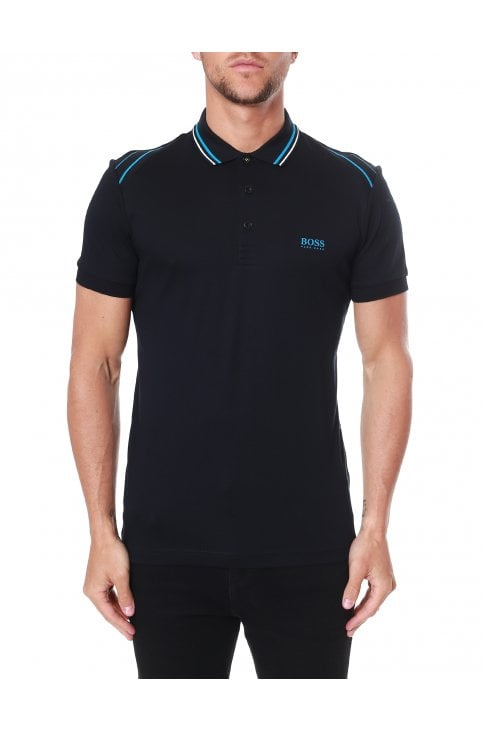 4e5b4208a Paule 1 Slim Fit Short Sleeve Polo Top. Boss ...