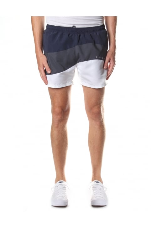 Butterflyfish Men's Tie Waist Swim Shorts