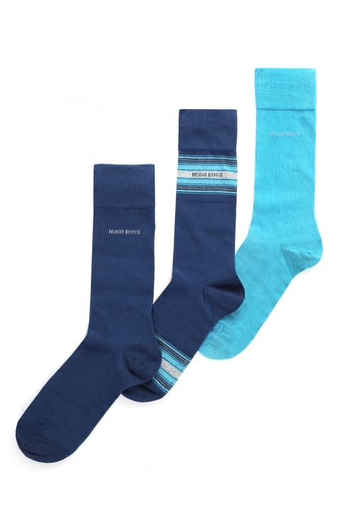 Men's 3 Pack Cotton Socks