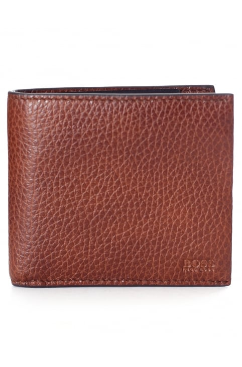 Men's Billford Grained Leather Wallet
