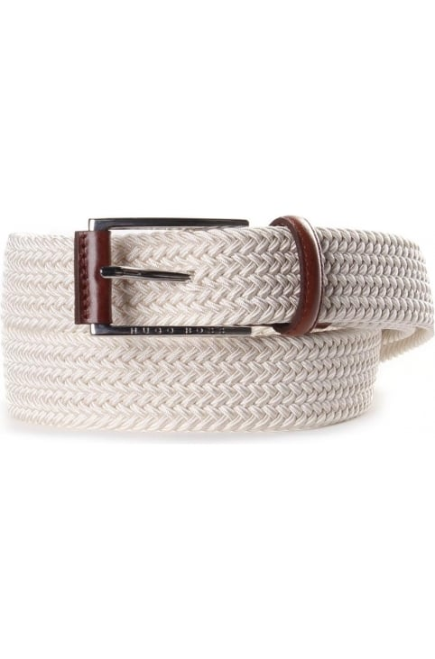 Men's Clori WS Braided Belt