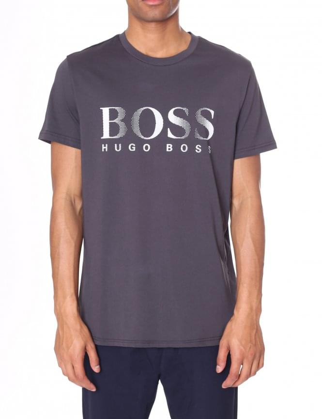 Boss Black Men's Crew Neck Short Sleeve Tee