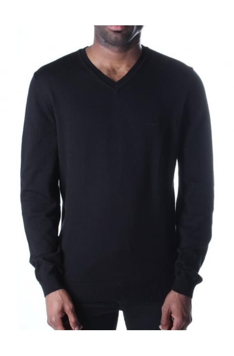Men's Filipp Regular Fit V Neck Pullover Knit