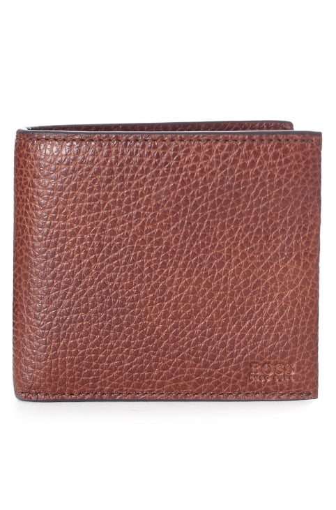 Men's Grained Leather Billford Wallet