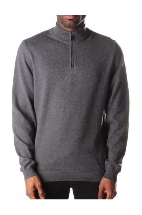 Men's Igor Regular Fit Zip Neck Pullover Knit