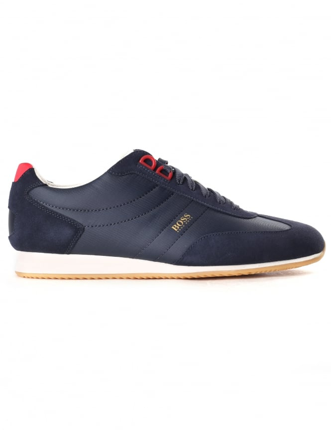 Boss Black Men's Orlando Low Profile Trainer