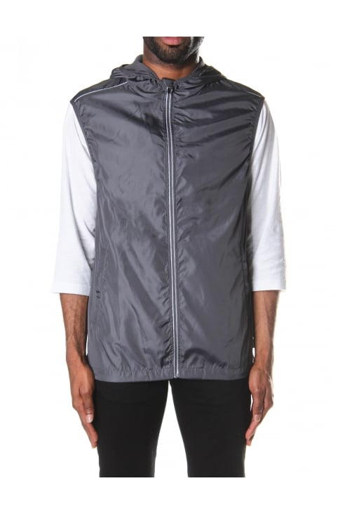Men's Sleeveless Beach Vest Jacket