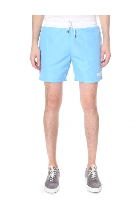 Men's Starfish Tie Waist Swim Shorts