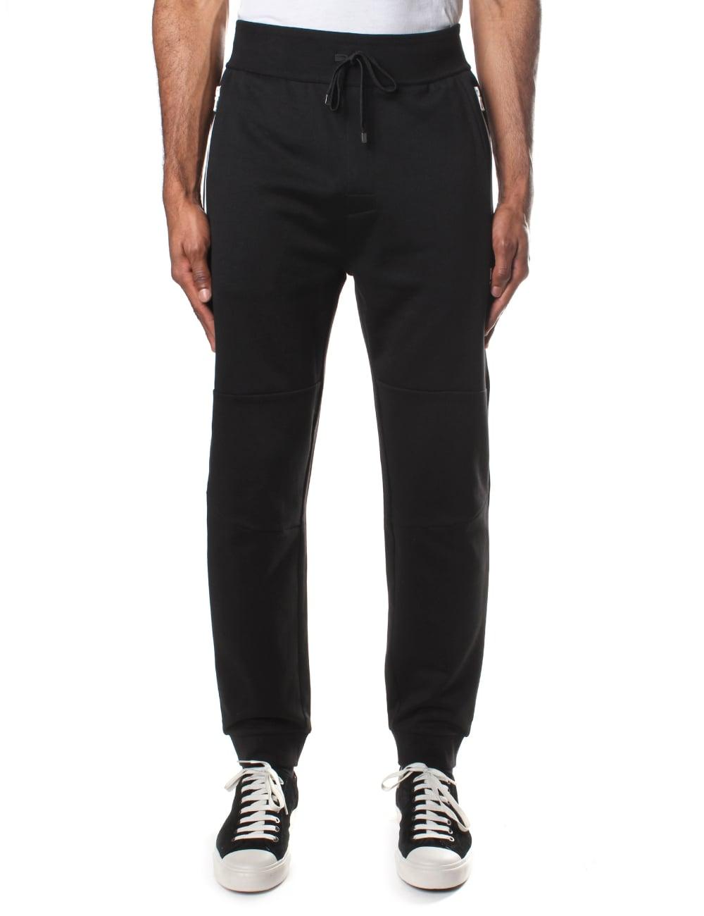 black sweatpants outfit men - photo #48