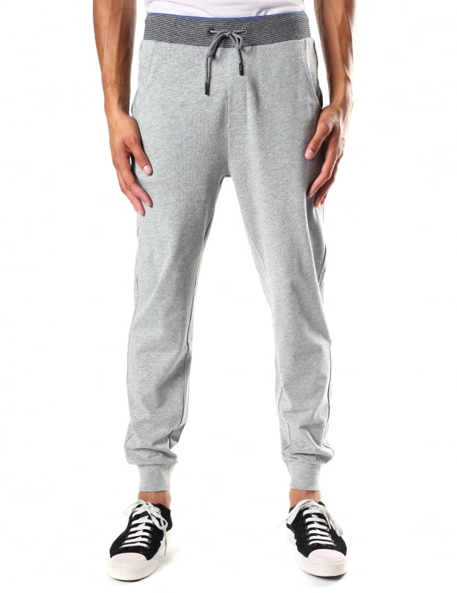 Boss Black Men's Tie Waist Sweat Pants