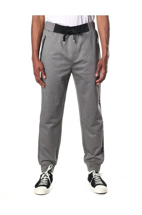 Men's Tie Waist Sweat Pants