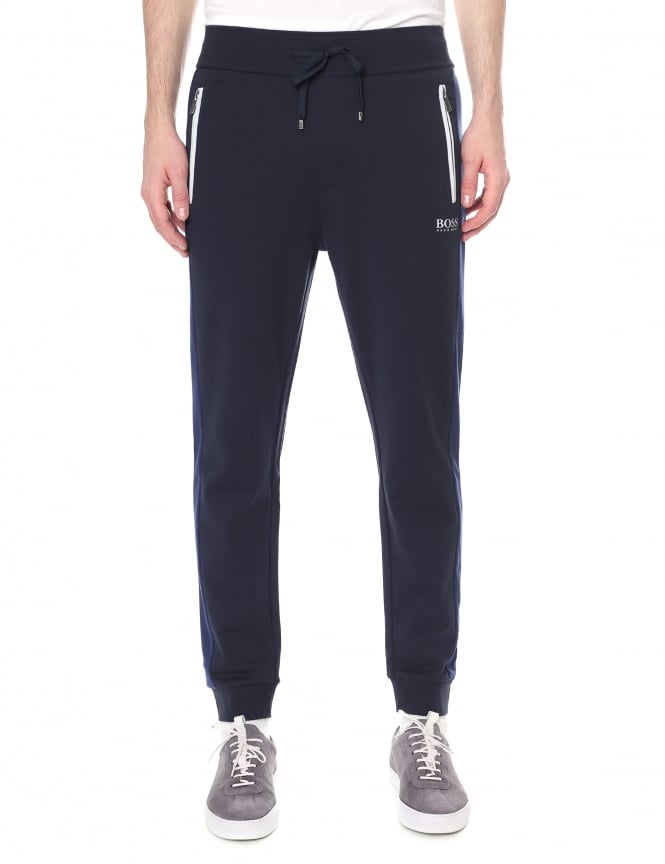 Boss Black Men's Tie Waist Tracksuit Pants
