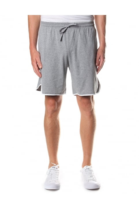 Piped Detail Men's sweat Shorts