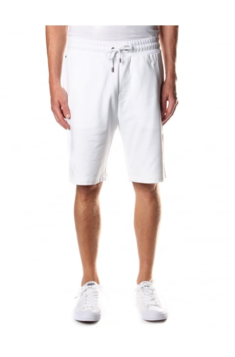 Tie Waist Men's Logo Sweat Shorts