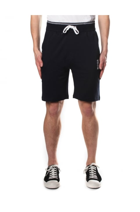 Tie Waist Men's Sweat Shorts