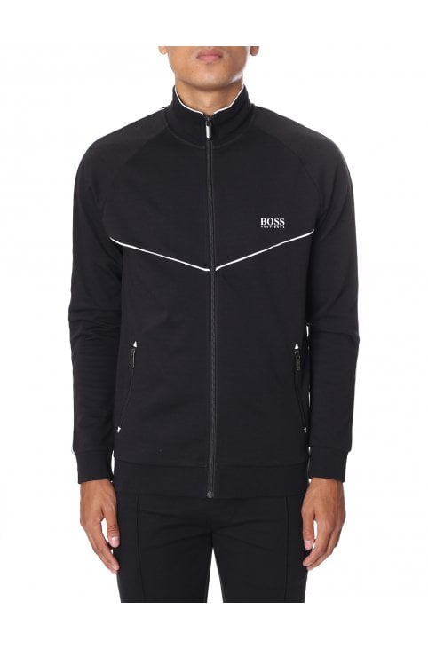 06e45f470 Zip Through Men's Tracksuit Jacket · Boss Black ...